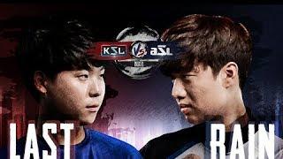 KSL vs ASL 블리즈컨 쇼매치 - 김성현 vs 정윤종