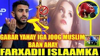 X X Gabaryahey Waxaan Ahay Muslim iga Joog 10 Xidig muslim ah oo go'aamo Farxad lala ilmeeyey qaatay