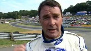 British Touring Cars Highlights   Fighting OFF-TRACK!
