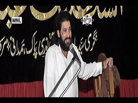 Zakir Ijaz Hussain Jhandvi Jashan 18 Zilhaj 2018 Dhudial Chakwal