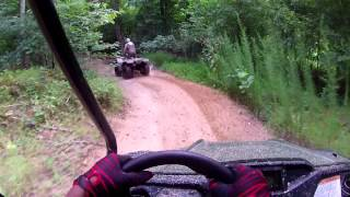 Honda Pioneer 500, quick on it