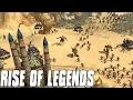 Rise Of Legends   Steampunk VS Magic 3vs3 Gameplay