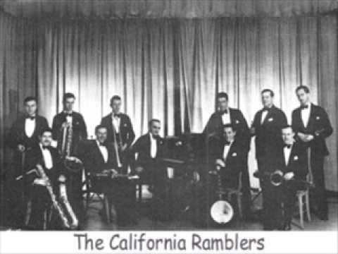 California Ramblers - Tiptoe Through the Tulips 1929