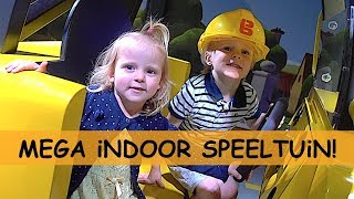 NEW! MATTEL PLAY (Sevenum) 🚒🚜🚁🚂 | Bellinga Familie Vlog #994