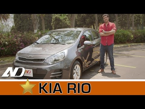 Kia Rio (2012-2017) ⭐️ - El mejor valor por tu dinero