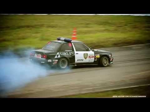 Пучинин-Лучшев \ TOP32 \ 4stage \ Moscow \ Russian Drift Series RDS 2012