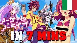 No Game No Life IN 7 MINUTI - Gigguk ITA - Orion