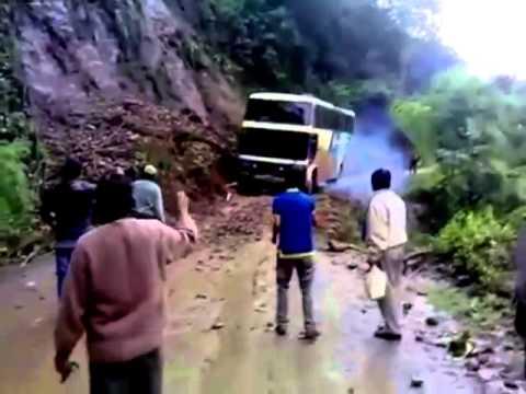 Боливийская Дорога Смерти / Bolivian Road of Death