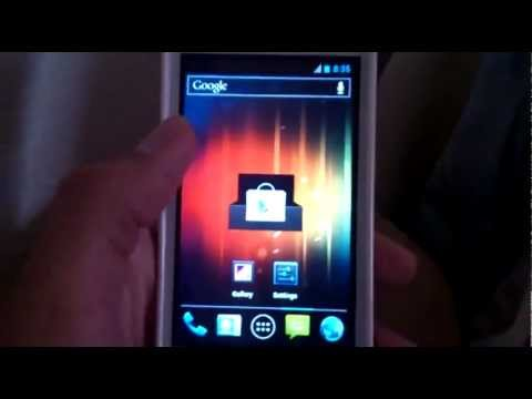 LG Optimus Black P970 ICS 4.0.4