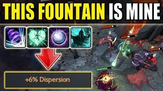 Enemy fountain is mine Now! [Dispersion + Borrowed Time] Can't Touch this | Dota 2 Ability Draft