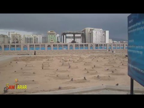 Jannat Al Baqi   Holy Graveyard, Cloudy Weather, Madina Al Munawwara, Saudi Arabia