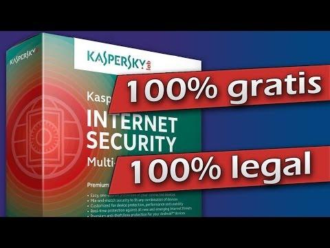 Descargar Antivirus Kaspersky 2014   100% GRATIS y LEGAL.