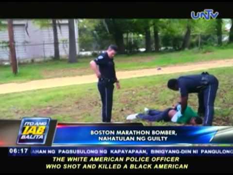 Boston marathon bomber, nahatulan ng guilty