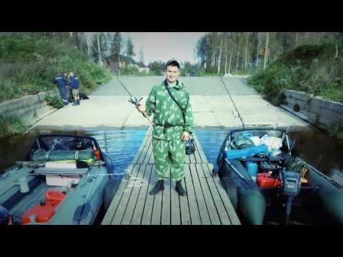 ютуб видео рыбалка на ладоге