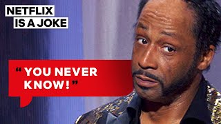 Katt Williams Warns Ladies About Robots | Netflix Is A Joke