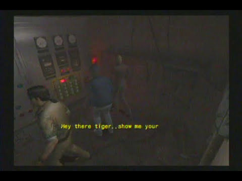 Resident Evil Outbreak File#1- Playstation 2-Parte 18