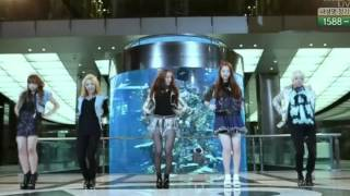 Handsome f(x) rock on stage