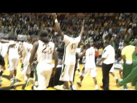 GW Carver (Montgomery,AL) Buzzer beater over Phenix City in Regional Tournament 2014