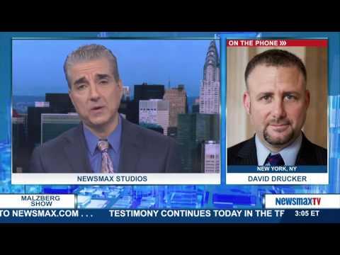 Malzberg | David Drucker discusses Senator Robert Menendez is facing Corruption Charges