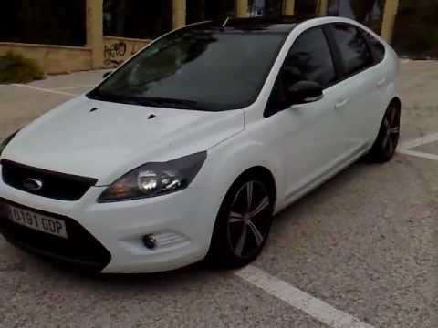 Ford Focus Tuning 2008mp4 YouTube