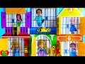 Disney Princesses In Jail Prank Beast Rescue