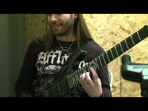 Mark Tremonti - Guitar Asylum Riff