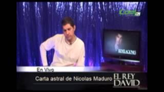 Rey David - Carta astral de Nicolas Maduro Parte I 10:57