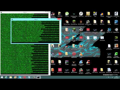 [TUTO]-Comment crée un faux virus et l'envoyer un une personne