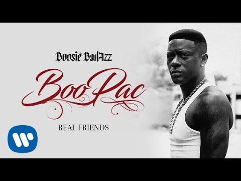 Boosie Badazz - Real Friends (Official Audio)