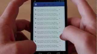 CNET How To - How to delete Facebook activity using iPhone, Android App