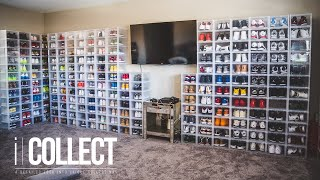 An UPDATED Look Inside Pierre Jackson's AMAZING Sneaker Collection | iCollect