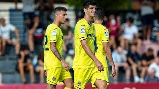 Resumen Villarreal CF 3 - 0 West Brom Albion