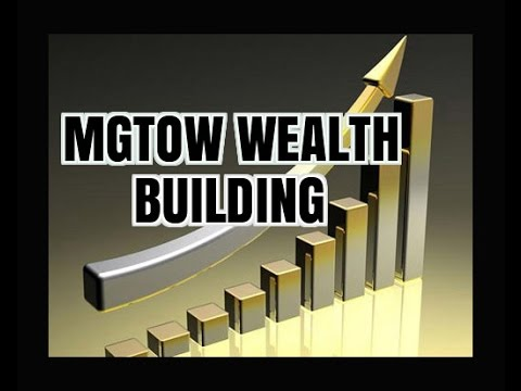 MGTOW WEALTH BUILDING : HOW TO BECOME RICH AS A MGTOW