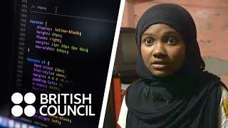 Nila (Bangladesh): Coding classes gave me a brighter future
