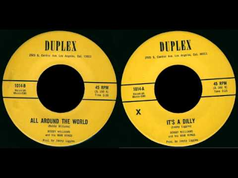 Bobby Williams All Around The World / It