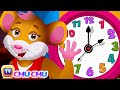 Download Hickory Dickory Dock Nursery Rhyme PART 2 | ChuChu TV Nursery Rhymes For Children in Mp3, Mp4 and 3GP
