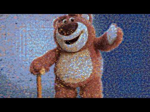 Toy Story 3 Mosaic