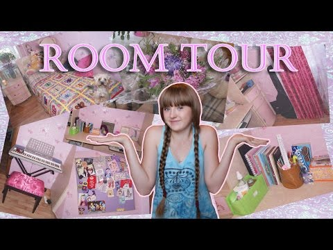 ROOM TOUR// Моя Нарния_by MWeirdo J