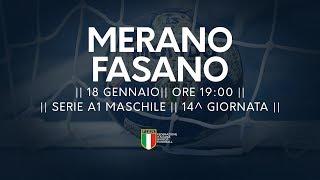 Serie A1M [14^]: Merano - Fasano 30-30
