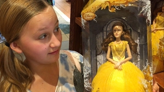 UGLIEST BELLE DOLL EVER!!! EMMA WATSON OUTRAGED AT HIDEOUS BEAUTY AND THE BEAST TOY!