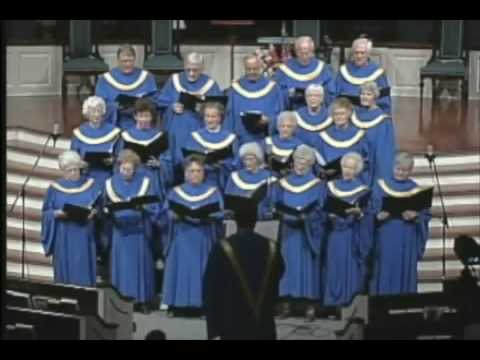 Senior Adult Choir Hip Hop Ghetto Gospel by Oldies in Church
