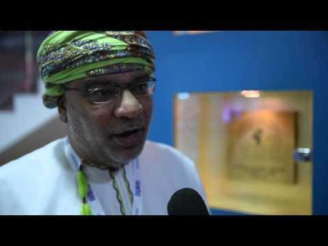 ATM 2016: Mohammed Al Shikely, general manager marketing, Oman Air