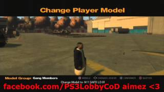 MODS GTA IV PS3 1.06