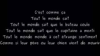 Download Leonard Cohen - Everybody knows [Traduction française] 3Gp Mp4