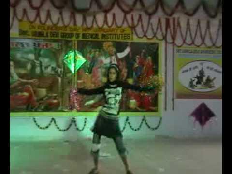 DANCE PE CHANCE BY PALAK