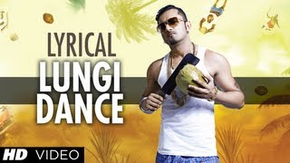 The Thalaivar Tribute Lungi Dance Feat Yo Yo Honey Singh