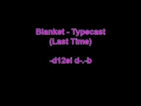 Typecast - Blanket