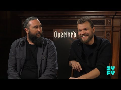 Julius Avery And Pilou Asbæk On Their Upcoming Film Overlord | Digital Exclusive | SYFY Australia