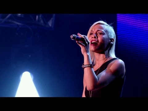 Jade Ellis' Bootcamp performance - Jason Mraz's I Won't Give Up - The X Factor UK 2012