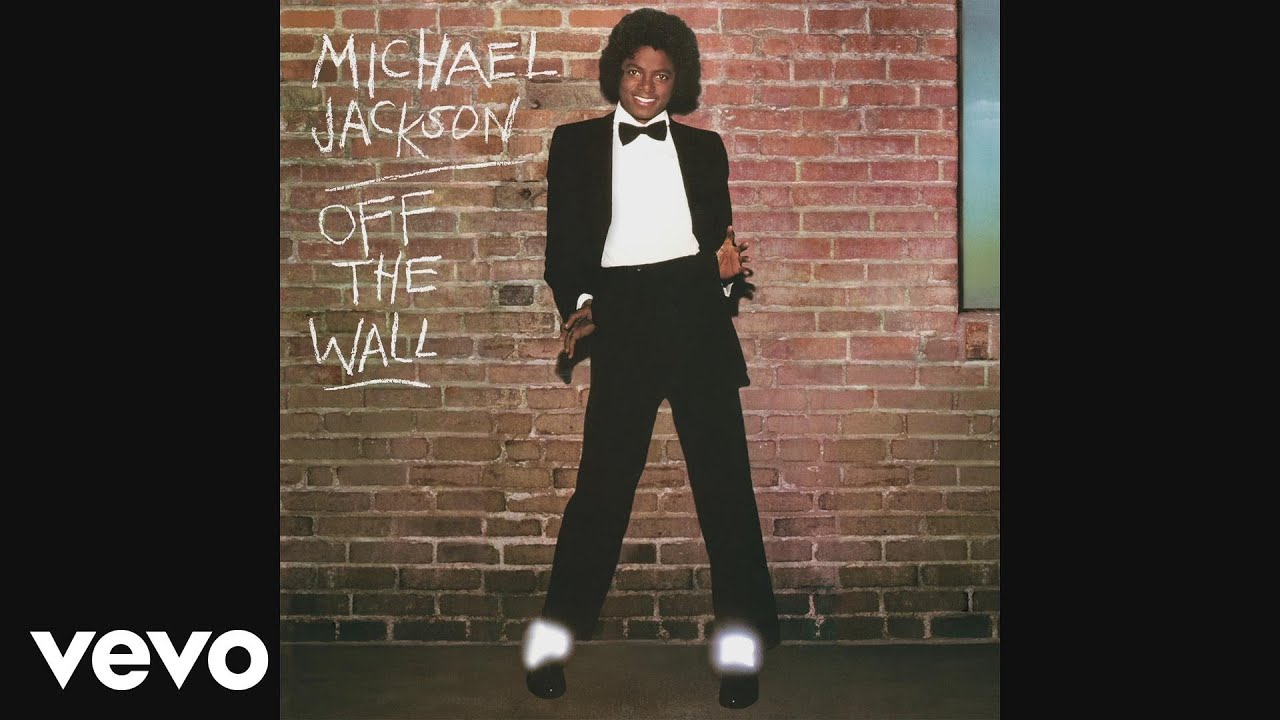 Michael Jackson - It's the Falling in Love (audio)